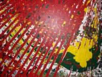 L'ACCEPTATION AST 92 x73 cm